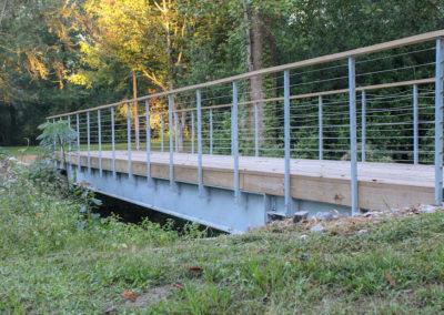 General Contractors Baton Rouge Lsu Pedestrian Bridge IMG 3426 2